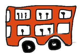 bus flip