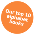 our top 10 alphabet booksy