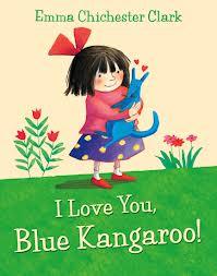 blue kangara