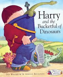 harry and the bucketful