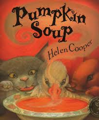 pumpkin soup cover