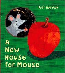 new house for mouse