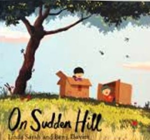 on sudden hill