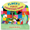 elmer counting book