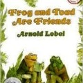 frog and toad thumb