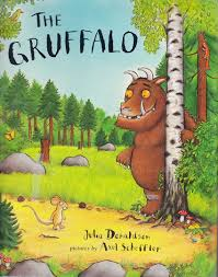 Image result for the gruffalo book cover